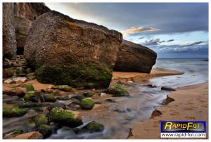 Playa de la Ñora Gijon