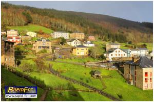 Santa Eulalia de Oscos Asturias